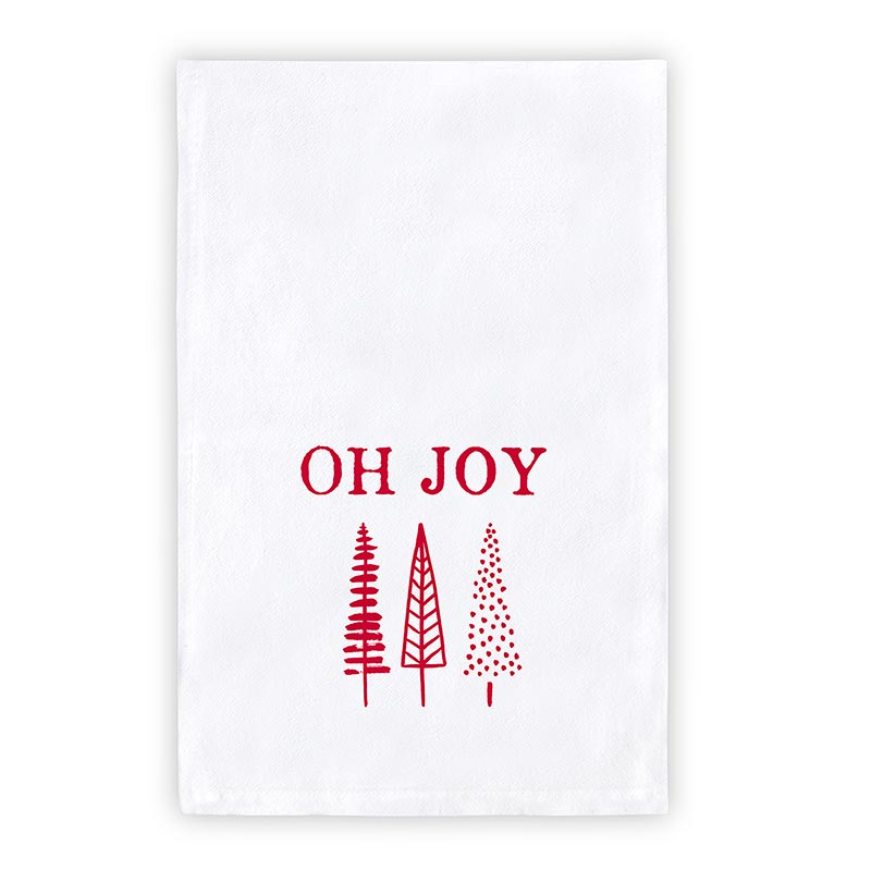G5833 - Set of 2 - Face to Face Thirty Boy Towel - OH JOY by CBGifts