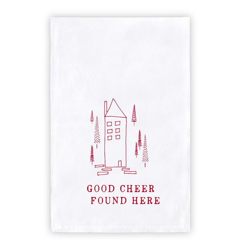 G5835 - Set of 2 - Face to Face Thirty Boy Towel - Good Cheer Found Here by CBGifts