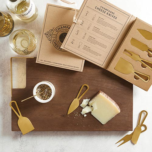 Serving Trays + Accessories